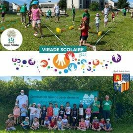 Soutenez la Virade scolaire de l'école Saint Louis (Courdimanche et Pontoise)